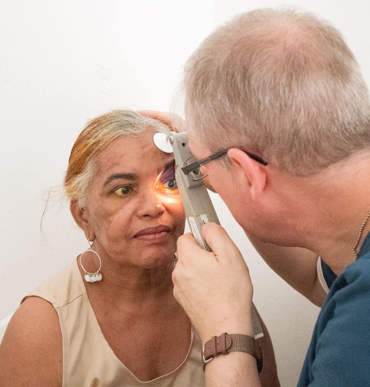 GA Eye Care Missionaries Return to Dominican Republic South Georgia Eye Partners